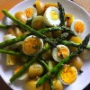 Recipe: Asparagus, Potato and Egg Salad