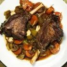 Recipe: Red Wine Lamb Shanks