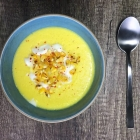 Recipe: Spicy Organic Sweetcorn Soup