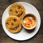 Halloween Recipe: Spooky crumpets and baked brains