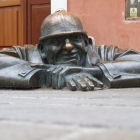 Travel: Popular statues of Bratislava