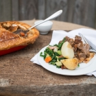 Recipe: Steak Pie for New Year
