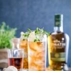 Cocktail: Tomatin Free Burn Highball
