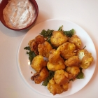 Recipe: Gluten Free Vegan Cauliflower Pakora