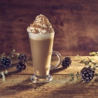 Recipe: Monin Praline Latte