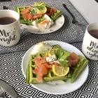 Spinach Waffles Recipe