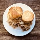 Recipe: Biscuits and Gravy