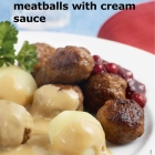 Recipe : Ikea Meatballs
