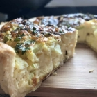 Recipe: Spring Onion Tart
