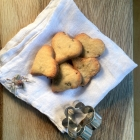 Recipe : Lavender Heart Biscuits