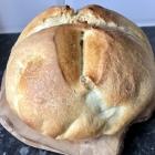 Recipe : Easy artisan no-knead bread