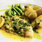 Recipe : Poisson meunière Fish with butter