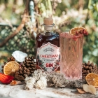 Cocktail Recipe : The Secret Garden Christmas Gin Perfect Serve