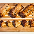 Recipe : Pork, Apple and Sage Sausage Rolls