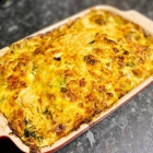 Recipe : Smoked Haddock, Cauliflower and Broccoli Gratin