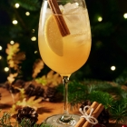 Cocktail Recipe : Bardinet Pomme Canelle