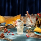 Cocktail Recipe : GREY GOOSE® 'Spiced Gingerbread Man'
