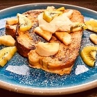 Recipe : Fluffy French Toast
