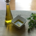Herb oils and butter