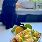 Lemon and Tomato Fish