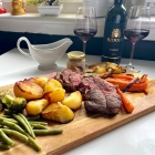 Noble House Prepared Chateaubriand