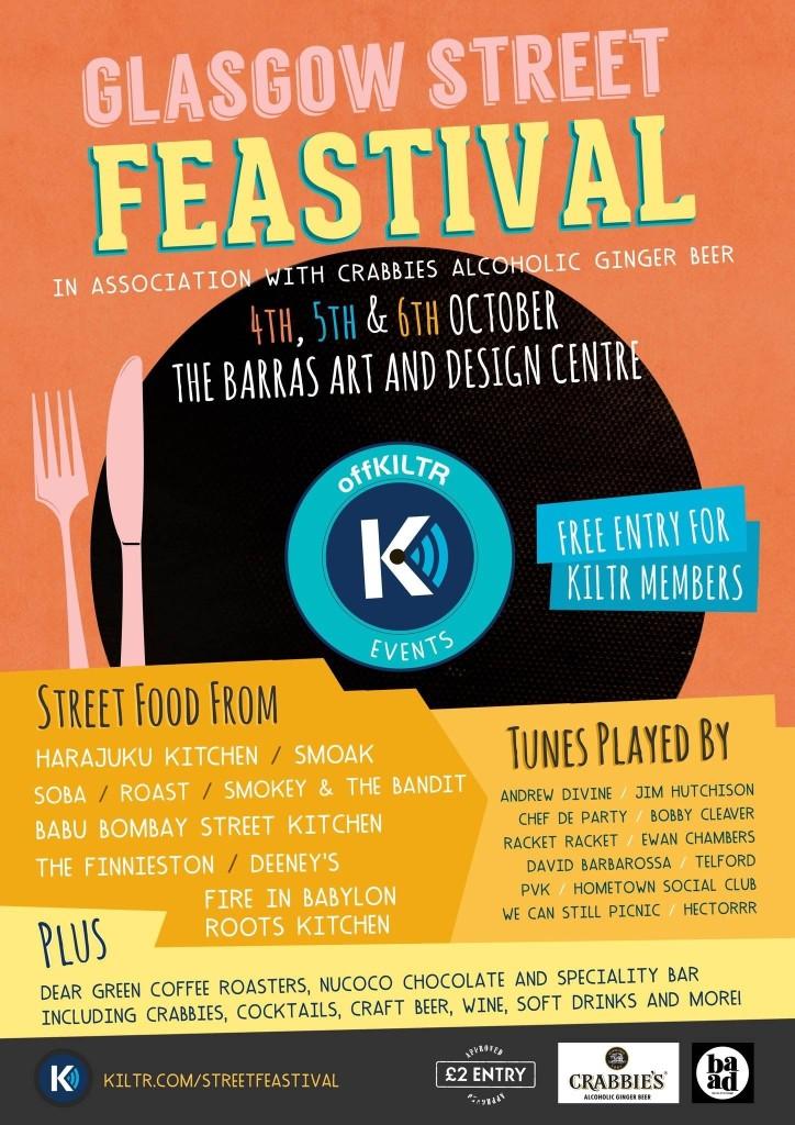 Kiltr street festival