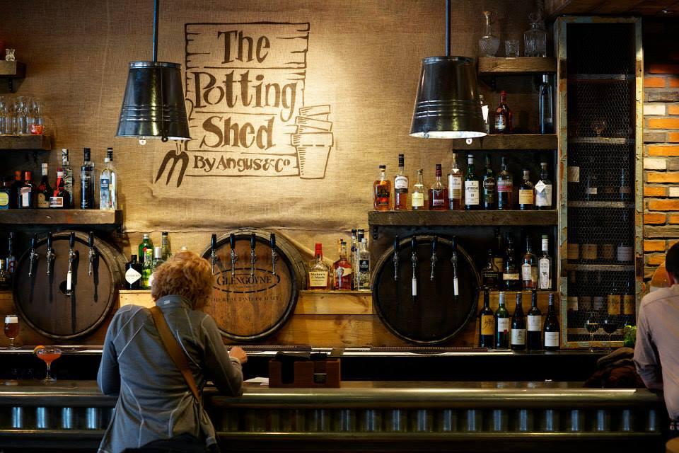 The Potting Shed, 32 Potterow, Edinburgh