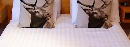 Tullie Inn Bedroom