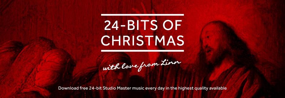 Free music for Christmas from LINN