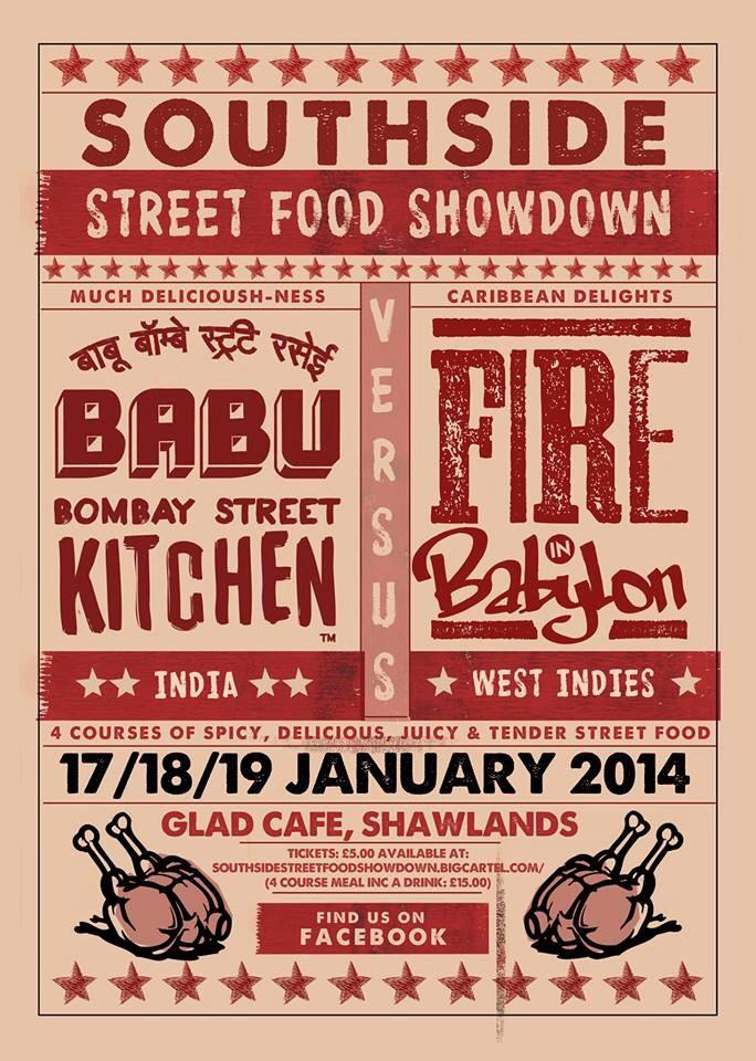 Southside Street Food Showdown Jan 2014