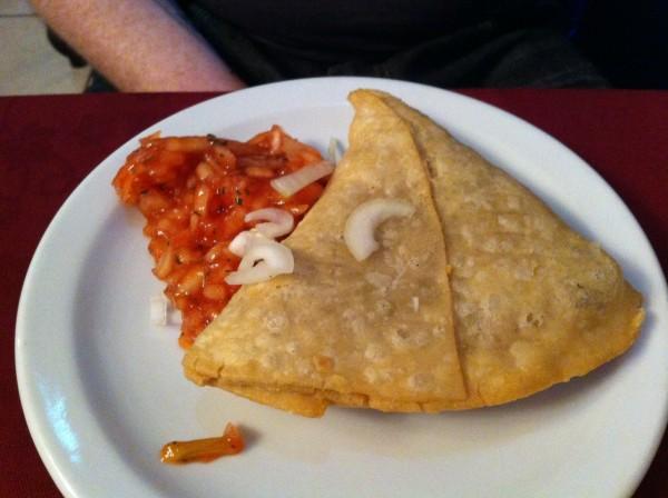Cafe noor Indian Southside © food and drink Glasgow