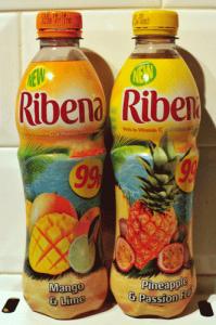Ribena - new tropical flavours