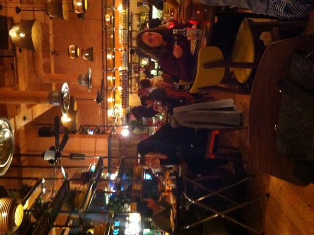 Food and drink Glasgow blog las iguanas glasgow