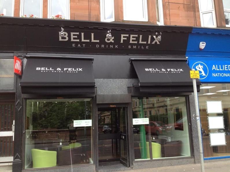 Food review: Bell & Felix, 248 Kilmarnock Road, Glasgow G41 1TT