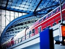 Deutsche Bahn German rail train