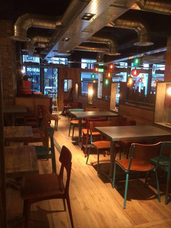 New – Topolabamba, 89 St Vincent Street, Glasgow