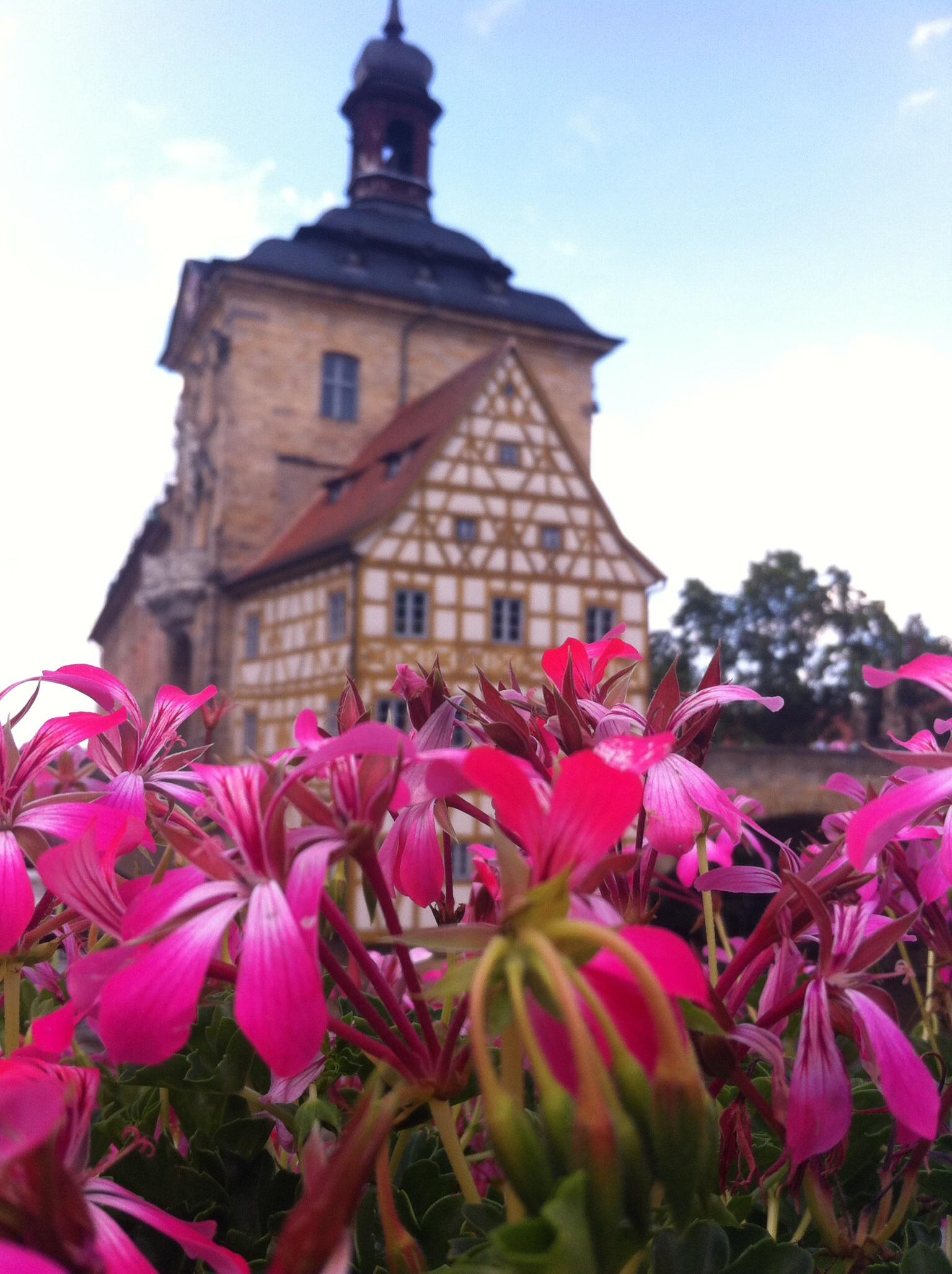 Bamberg – a city of smokey beer