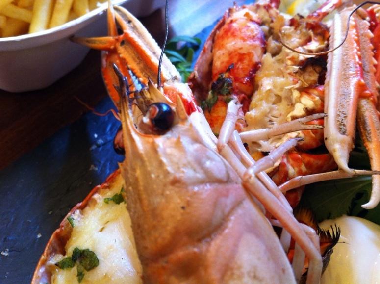 Food Review – Fish Plaice, 1 St Andrews Square, Glasgow, G1 5PB