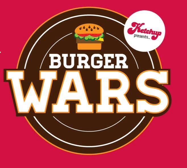 Ketchup burger war