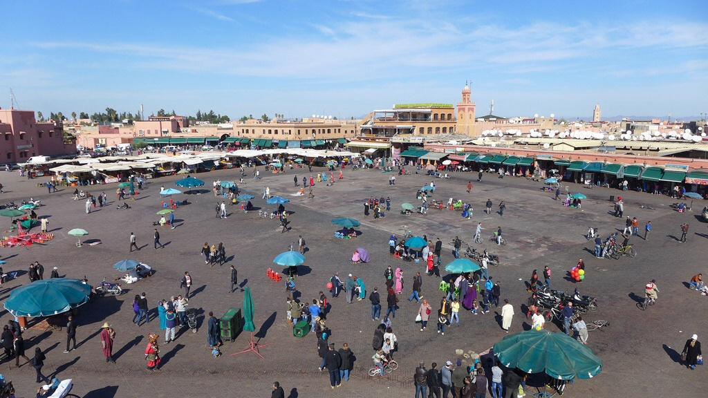Marrakesh Maroc morocco