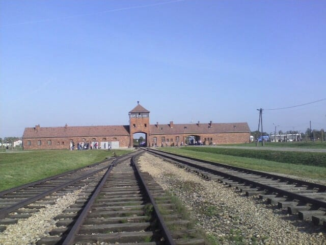 Auschwitz liberation – International Holocaust Rememberance Day