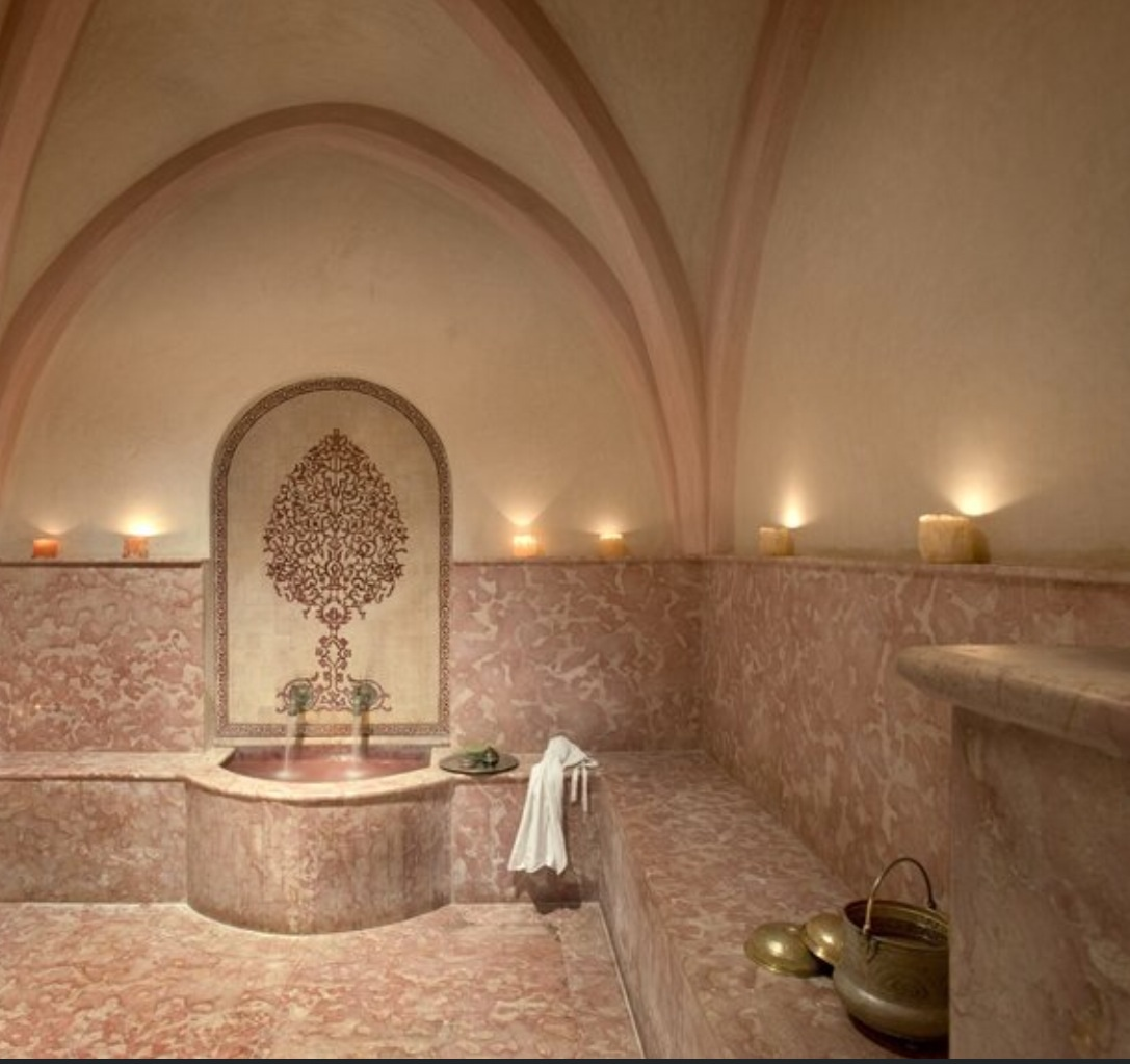 When in Morocco…we try out a Hammam at La Sultana