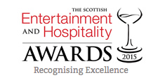 scottish entertainment and hospitality awards 2015