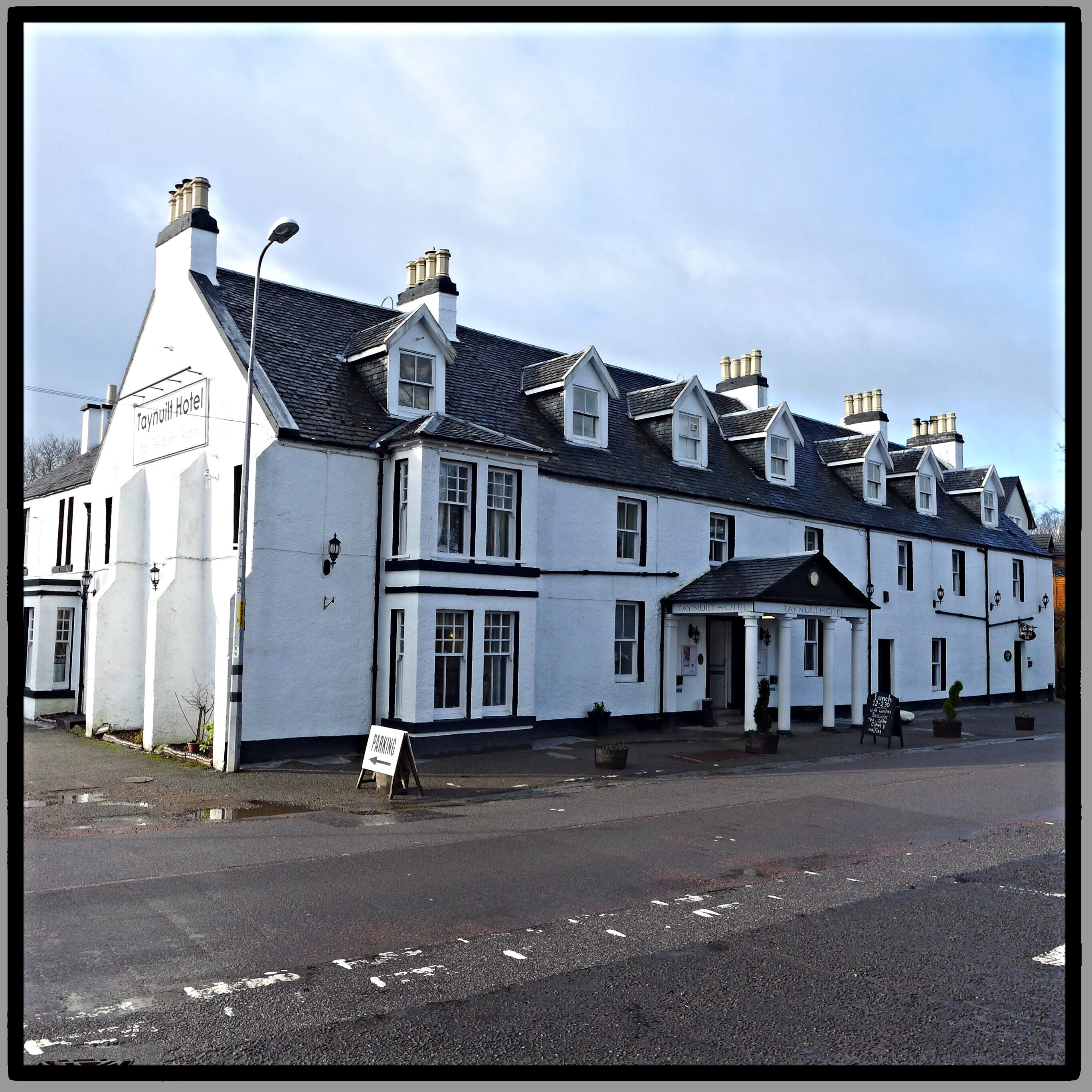 Accommodation review: Taynuilt Hotel, Taynuilt, Argyll PA35 1JN