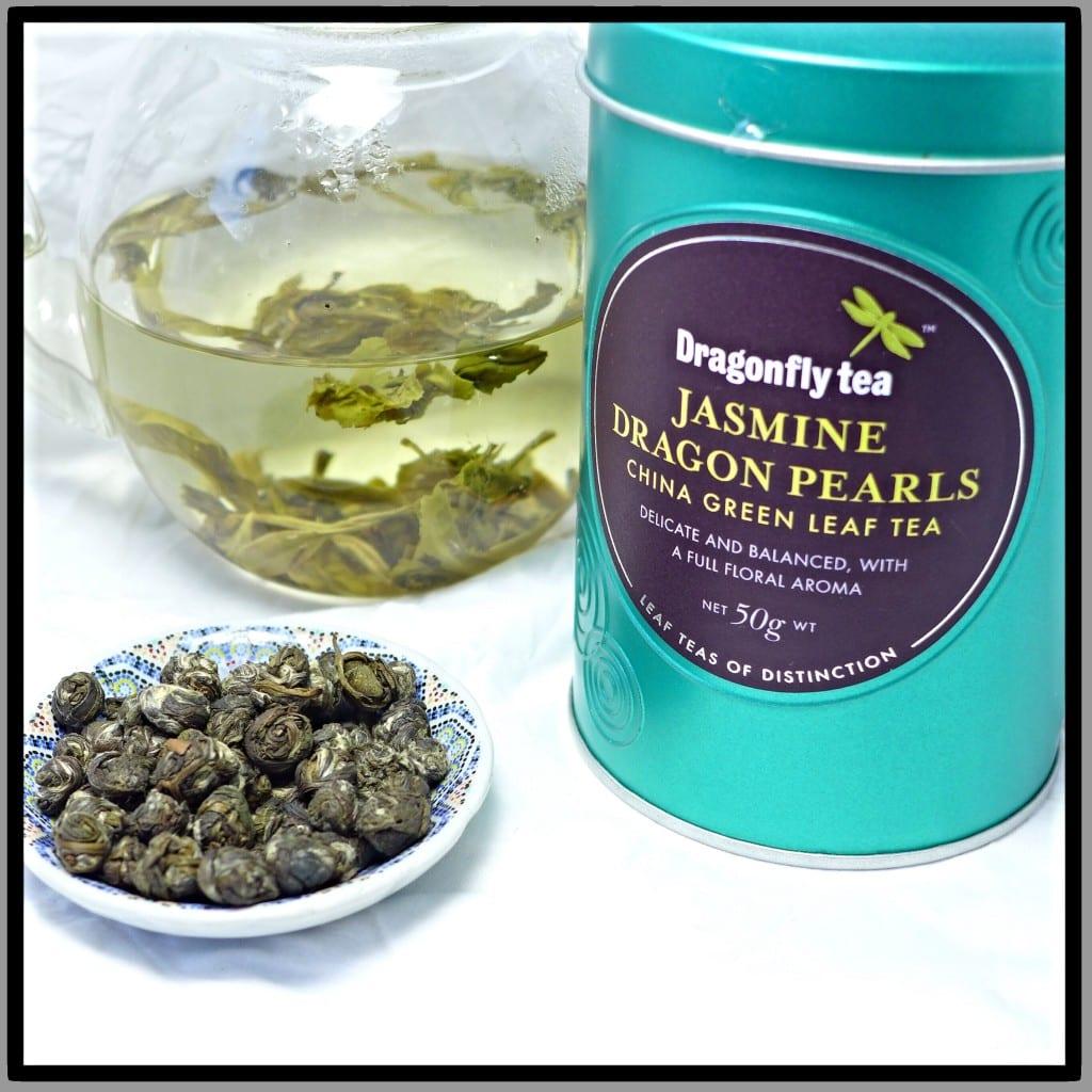 dragonfly tea jasmine dragone pearls