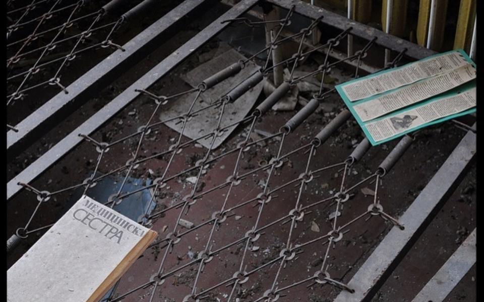 kindergarten chernobyl bed