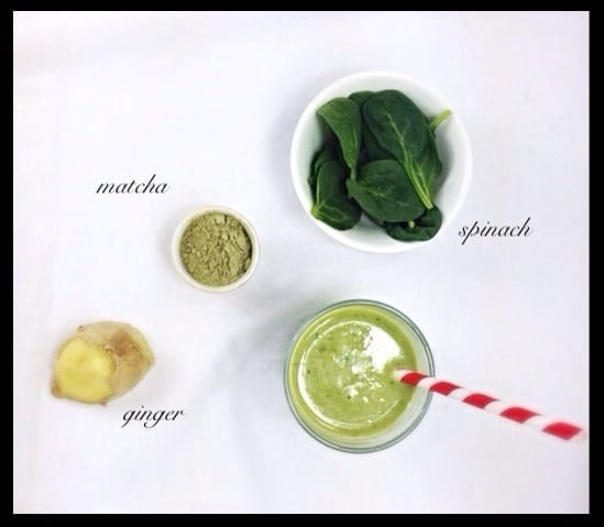 Recipe: Matcha Smoothie