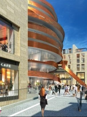 Images of new Edinburgh 5 star hotel released