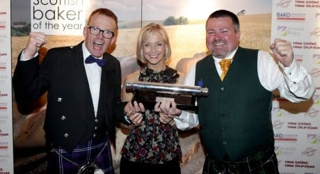 scottish bakers baker of the year food and drink glasgow