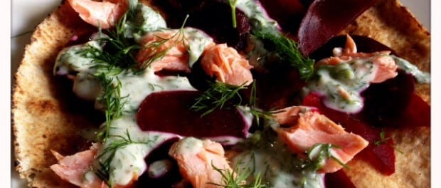 RR Spinks smoked trout recipe